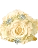 Bouquet Jewelry - Wired Flower Pins (Pkg of 2)