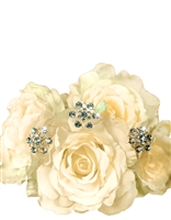 Bouquet Jewelry - Flower Pin 2 (Pkg of 2)