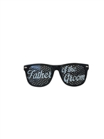 Father of the Groom Wedding Party Glasses