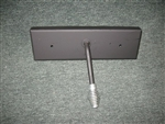 Ash Door Assembly #35100, with handle and spring handle, All DAKA models except 731/832