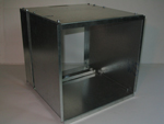 #260 Single Blower Cold Air Return Filter Box (Model 521)