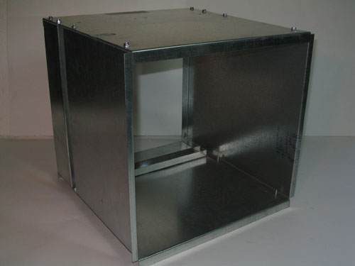 260 Single Blower Cold Air Return Filter Box Model 521
