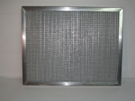 "Air Filter, Metal 16"" x 20"" x 1"" for Models 731 & 832"