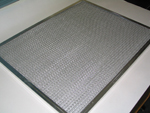 "Air Filter, Metal 20"" x 25"" x 1"" for Model 311"