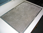 "Air Filter, Metal 20"" x 29"" x 1"" for Models 411/412"