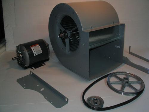 Blower W Motor 1580 Cfm