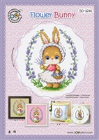 SO-3245 Flower Bunny
