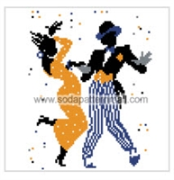 SO-FP21 The Mambo by Ty Wilson Cross Stitch Chart