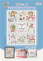 SO-G161 Cards of Alice in Wonder Land