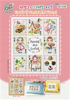 SO-G162 Cards of Hansel and Gretel