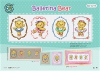 SO-G175 Ballerina Bear