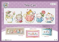 SO-G179 Tea Cat