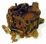 1967 Chevelle Rochester Quadrajet Carburetor 4 Barrel 396-325 HP, Original GM Used