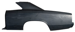 1966 - 1967 Chevelle Full Quarter Panel, LH NOS GM 7580163