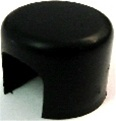 1966-1975 Alternator Cap Only, Black