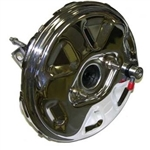 1967 - 1972 Chevelle Power Brake Booster without Stamp, 11 Inch, Chrome