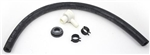 1967 - 1970 Chevelle / Nova Power Brake Booster Vacuum Hose Kit with Clamps and Check Valve, Small Block