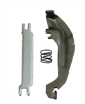 1964 - 1979 Nova Emergency Parking Brake Shoe Lever Kit, Rear LH