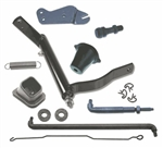 1968 - 1972 Nova Clutch Linkage Install Kit, Small Block