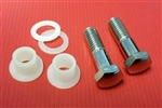 1966 - 1972 Chevelle and Nova Convertible Top Pivot Bolts and Bushing Set