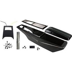 1968 Chevelle Console Kit, 4 Speed Complete Set