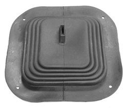 1968 - 1972 Chevelle Lower Shift Boot, Without Console, Manual 3 Speed or 4 Speed