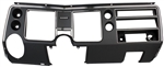 1968 Chevelle Dash Instrument Housing Carrier Bezel, With AC