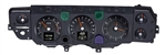 1970 - 1972 Chevelle Dash Instrument Cluster Gauges Set, RTX : Speedometer, Tachometer, Oil Pressure, Water Temp and Fuel