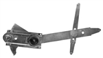 1966 - 1967 Chevelle Door Window Regulator (Right) (Manual Window) (2 Door Hardtop and Convertible), Each