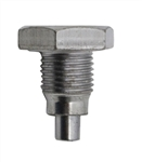 1966 - 1972 Oil Pan Drain Plug Magnetic