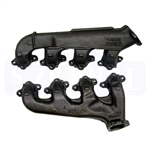 1966 - 1972 Chevelle Exhaust Manifolds, Big Block, With Smog