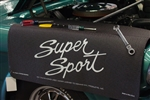 Super Sport Script Logo, Fender Gripper Cover Mat is now on SALE!