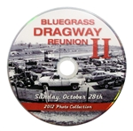 DVD, Bluegrass Dragway Drag Strip Racers Reunion Photo Footage