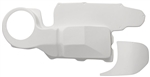 1964 - 1967 Chevelle Heater Air Conditioning Box Delete Plate, Premium Quality Fiberglass