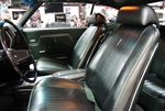 1970 Chevelle Interior Kit, Convertible, Stage 1, Black