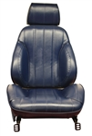 1966 Chevelle Pro Touring II Reclining Front Bucket Seat Assemblies, Procar Standard Interior Pattern, PAIR