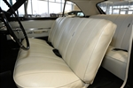 1966 Chevelle Front Bench Seat Covers Set