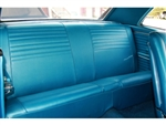 1967 Chevelle Seat Covers, Rear, Coupe, Hardtop
