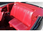 1969 Chevelle Rear Seat Covers, Convertible