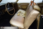 1970 Chevelle Front Bench Seat Covers