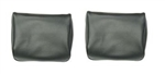 1968 - 1972 Bucket Seat Headrest Covers, Pair, Colors