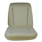 1968 - 1970 Chevelle Bucket Seat Foam, Each