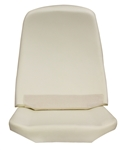1971 - 1972 Chevelle Bucket Seat Foam Molded, Each