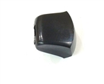 1968 - 1975 Nova Front Bucket Seat Track Adjusting Knob, Smooth Black, Each