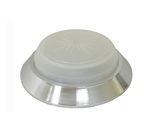 1971 - 1972 Chevelle Dome Light Base and Lens Set