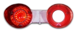1971 - 1972 Chevelle Tail Lights Kit, All Models, LED Digital Sequential