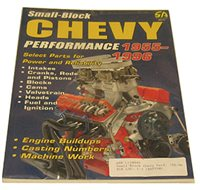 1955 - 1996 Chevelle - Small Block Chevy Performance (144 Pages, 500 Photos)