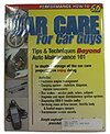 Nova Car Care for Car Guys (144 Pages), Each