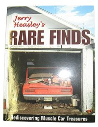 Nova Rare Finds (144 Pages) (Rediscovering Muscle Car Treasures), Each