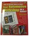Nova How to Design, Build, and Equip Your Automotive Workshop on a Budget (144 Pages, 347 Photos), Each
